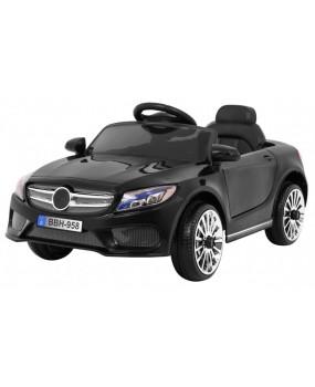 Elektrické autíčko Best nelakované čierne